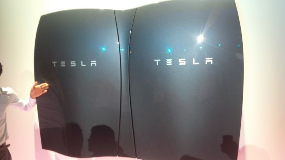 powerwall une batterie pour la maison by tesla. Black Bedroom Furniture Sets. Home Design Ideas