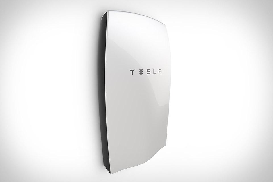 Tesla Powerwall batterie maison1 - Powerwall - Une batterie pour la maison by Tesla