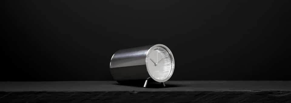 Tube Clock – L'horloge by Piet Hein Eek