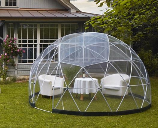 Garden Igloo - Une serre design pour votre jardin