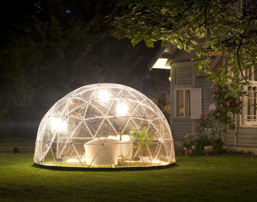 garden igloo une serre design pour votre jardin. Black Bedroom Furniture Sets. Home Design Ideas