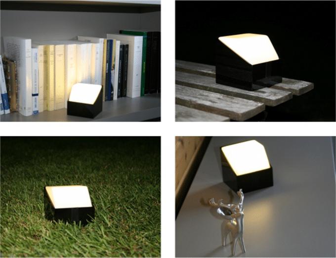 mow la premi re lampe recharge sans fil par induction. Black Bedroom Furniture Sets. Home Design Ideas