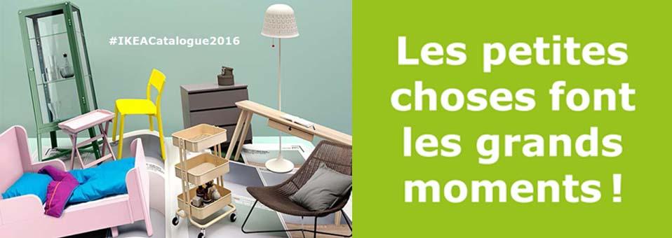 Catalogue IKEA 2016 1 - Catalogue IKEA 2016 - Découvrez-le en avant première