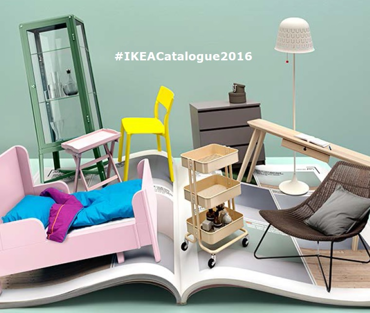 catalogue ikea 2016 d couvrez le en avant premi re. Black Bedroom Furniture Sets. Home Design Ideas