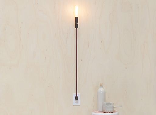 Wald Hi·Lo lampe Plug&Play Feltmark
