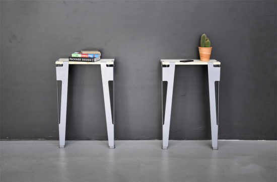 pieds de table design modulables nomades Avec Ceci
