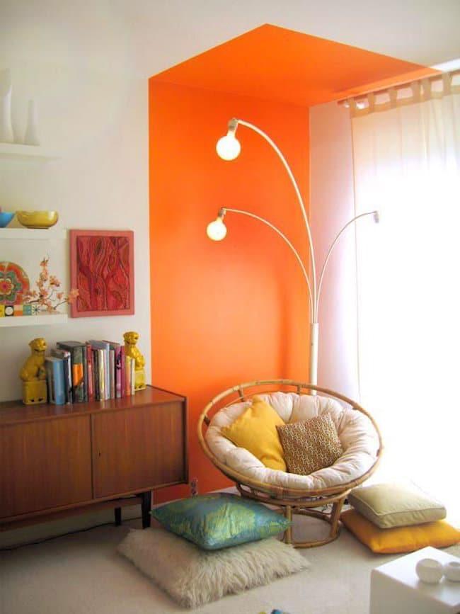 Id e d co chambre comment ajouter de la couleur - Deco chambre couleur ...