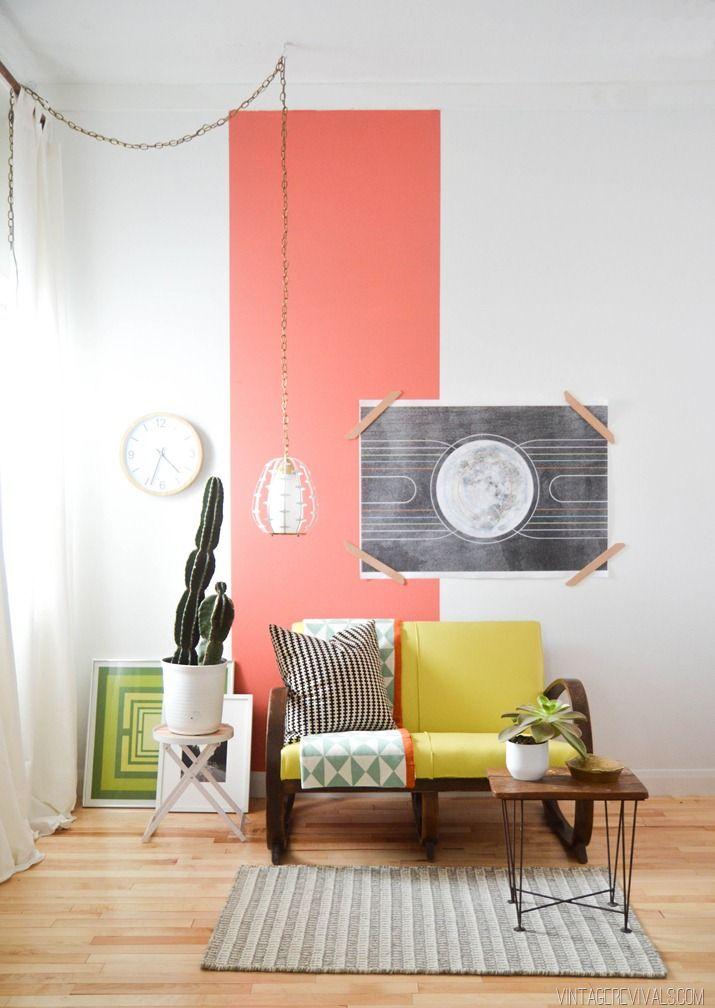 Id e d co chambre comment ajouter de la couleur - Idee de couleur pour chambre ...