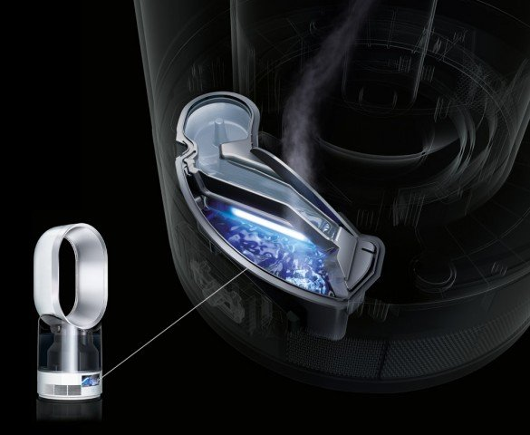 dyson humidifier dyson ventilait d sormais il hydrate aussi. Black Bedroom Furniture Sets. Home Design Ideas