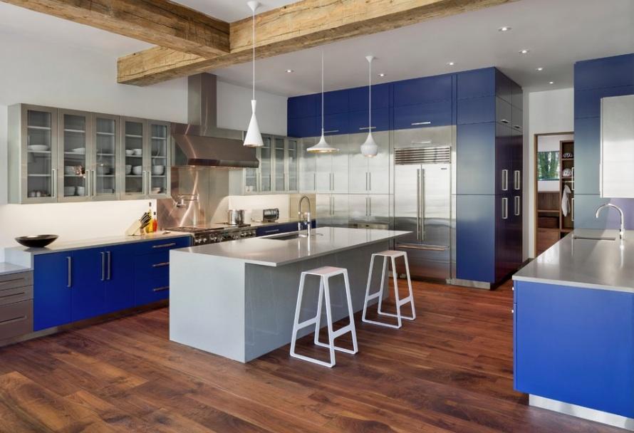 Repeindre ses meubles de cuisine sans soucis - Repeindre des meubles de cuisine ...