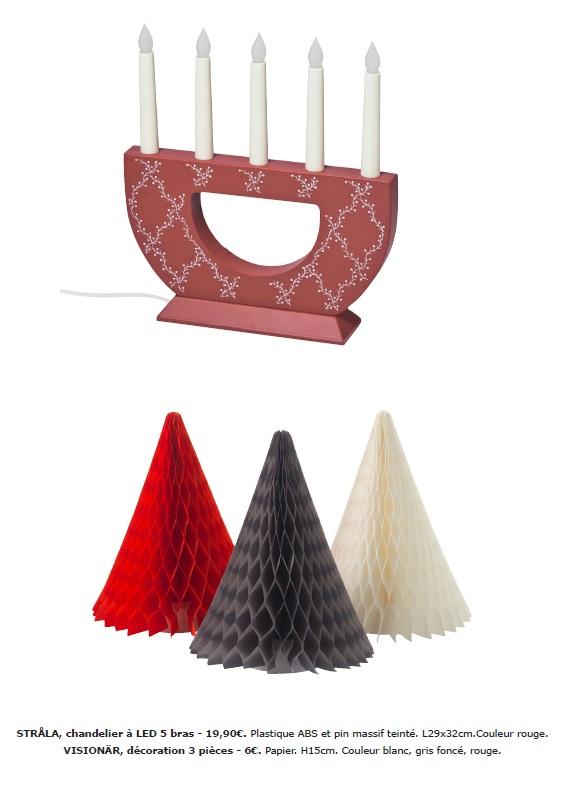 Collection no l ikea 2015 le blog deco tendency - Ikea decoration de noel ...