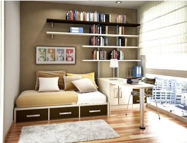 rangement de chambre les astuces idees decoration deco tendency. Black Bedroom Furniture Sets. Home Design Ideas