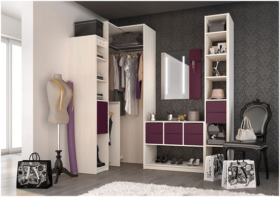 rangement de chambre les astuces idees decoration deco tendency. Black Bedroom Furniture Sets. Home Design Ideas