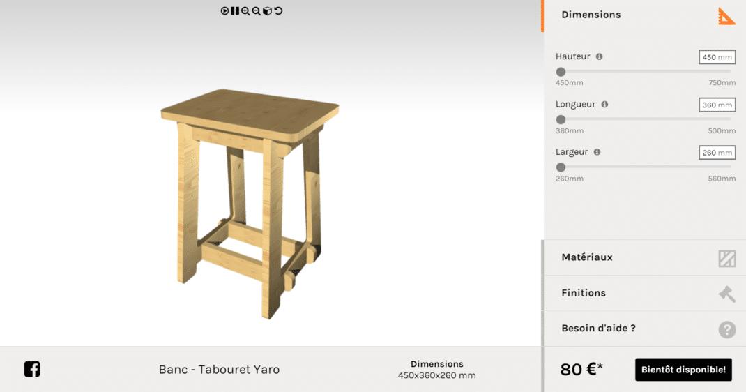 mobilier sur mesure en ligne amazing meuble sur mesure with mobilier sur mesure en ligne good. Black Bedroom Furniture Sets. Home Design Ideas