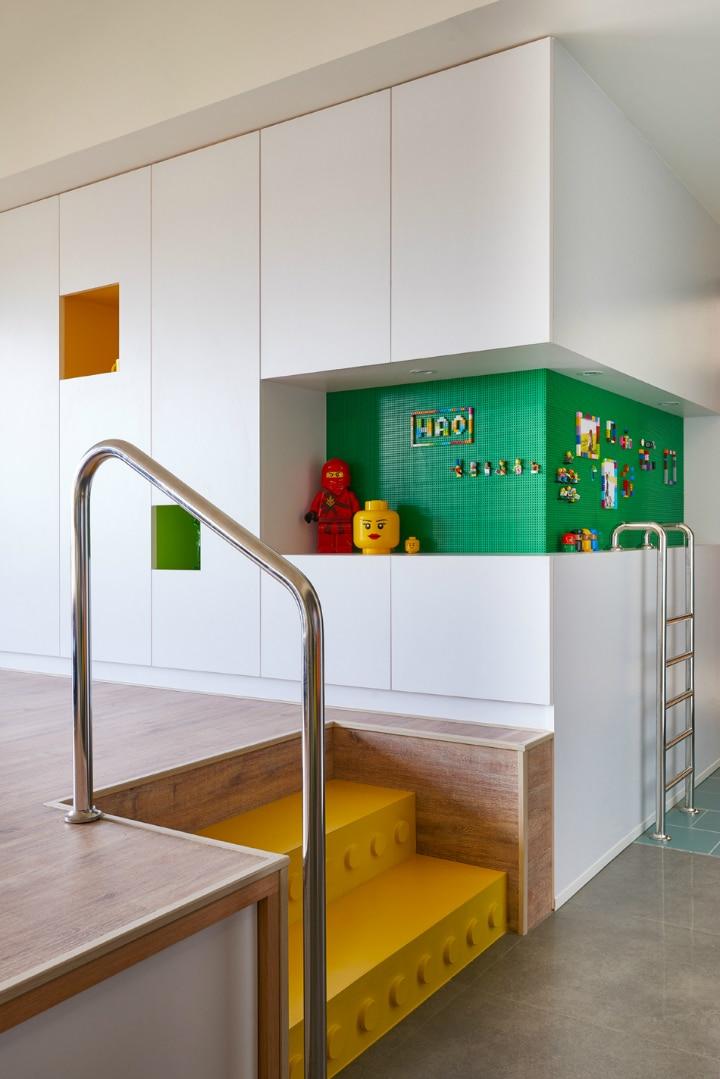 Lego Dream Home HAO design studio