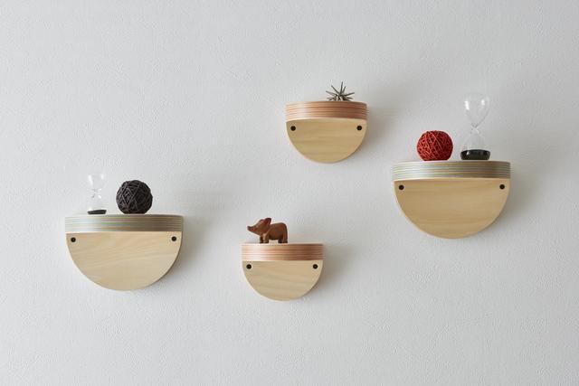 Maison&Objet Janvier 2016 Plywood Laboratory Paper Wood
