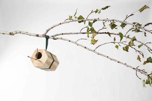 Maison&Objet Janvier 2016 Utoopic cabanne à oiseaux design