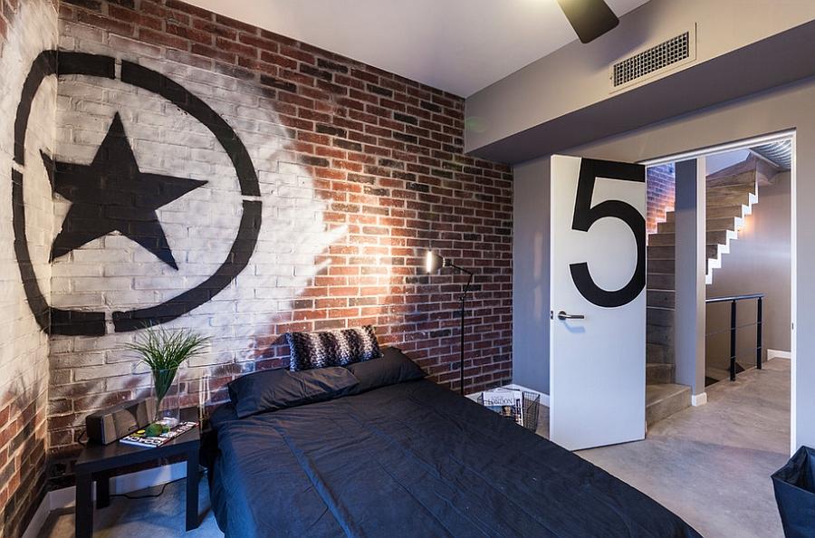 d coration industrielle astuces et conseils deco tendency. Black Bedroom Furniture Sets. Home Design Ideas