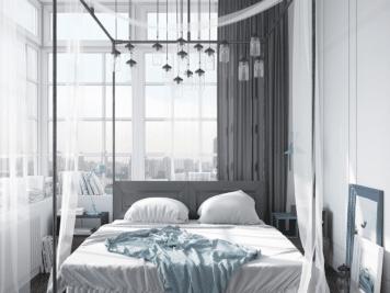 Decoration de chambre Scandinave 356x267 - Décoration de chambre Scandinave : Idées et Inspirations
