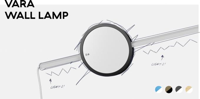 Lampes connectées : Lalampe connectée très design Vara4