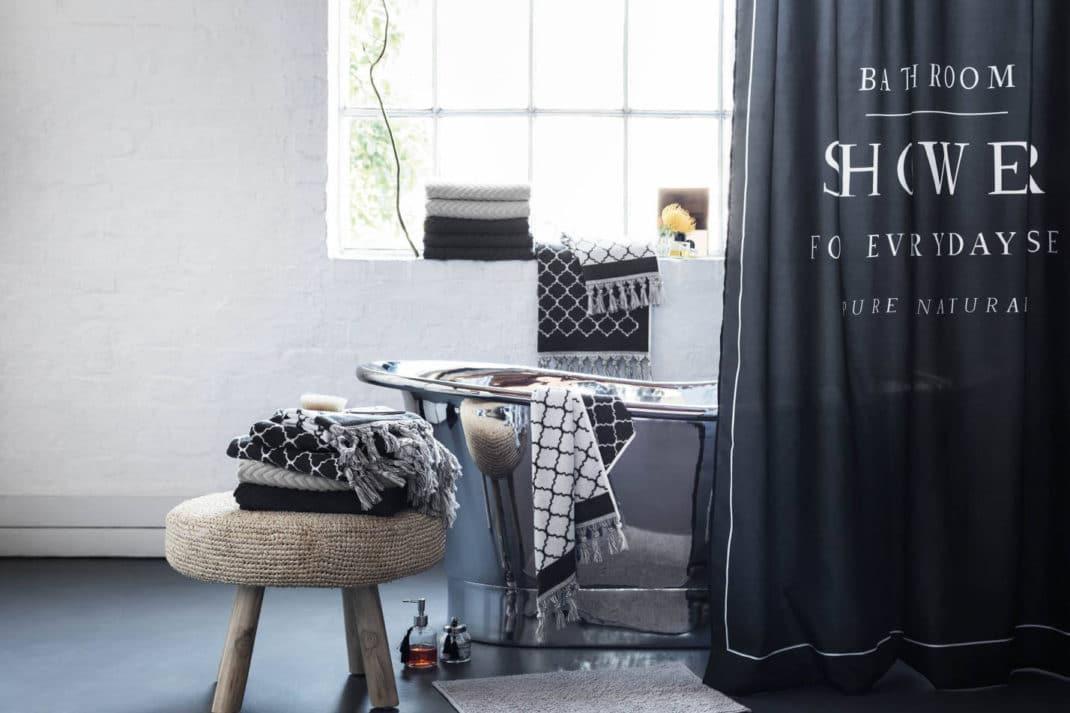 H&M Home salle de bain
