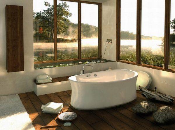 Décoration salle de bain blog deco
