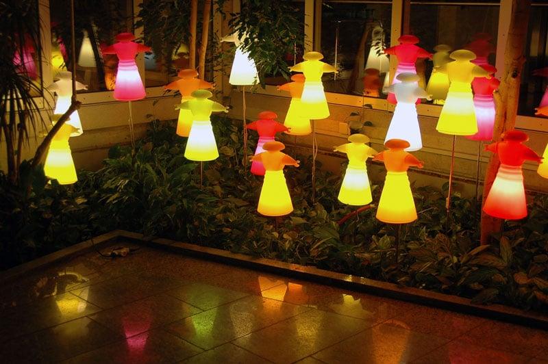 Lampes designs Jumpie lampe Mr.Bot GlocalDesign Slide