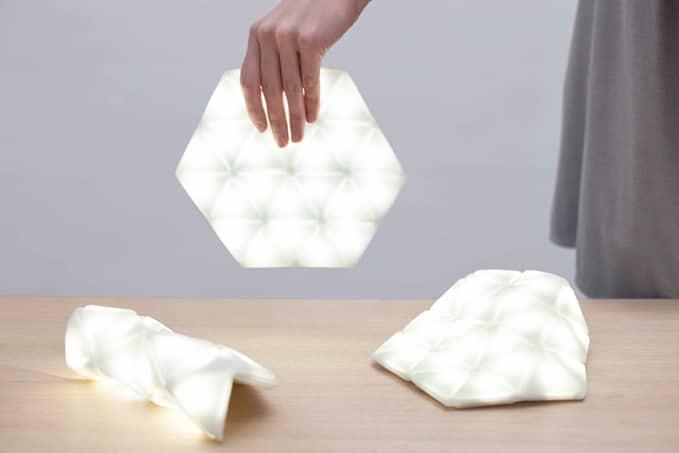 Lampes connectées : Lalampe connectée, ludique et interactiveKangaroo
