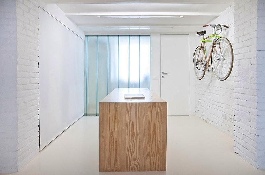 Transformer un ancien magasin en loft contemporain