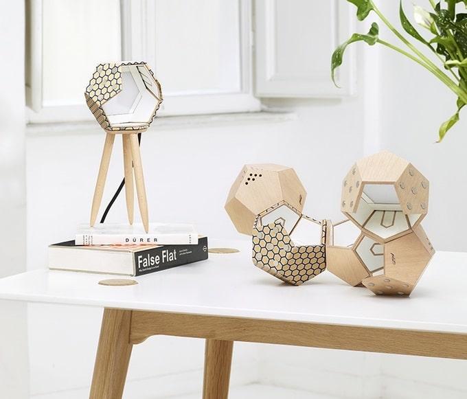 Lampes designs D-Douze lampe modulaire magnétique 1