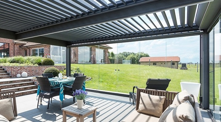 amenager une pergola awesome lit jardin with amenager une pergola amenager une pergola with. Black Bedroom Furniture Sets. Home Design Ideas