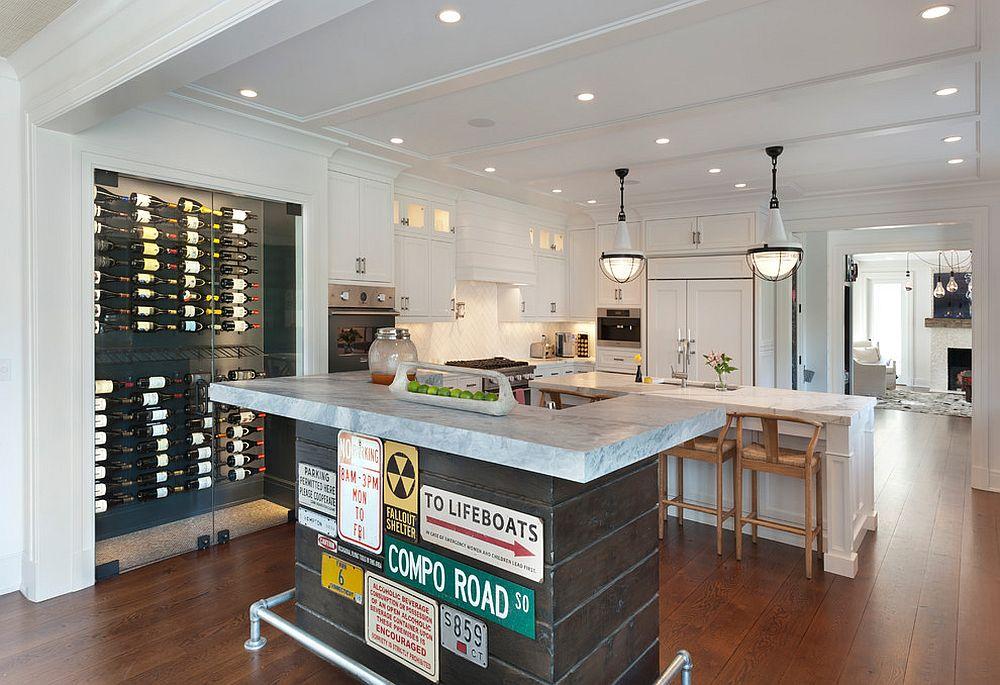 D corer sa maison avec des panneaux routiers blog deco for Decorer sa maison
