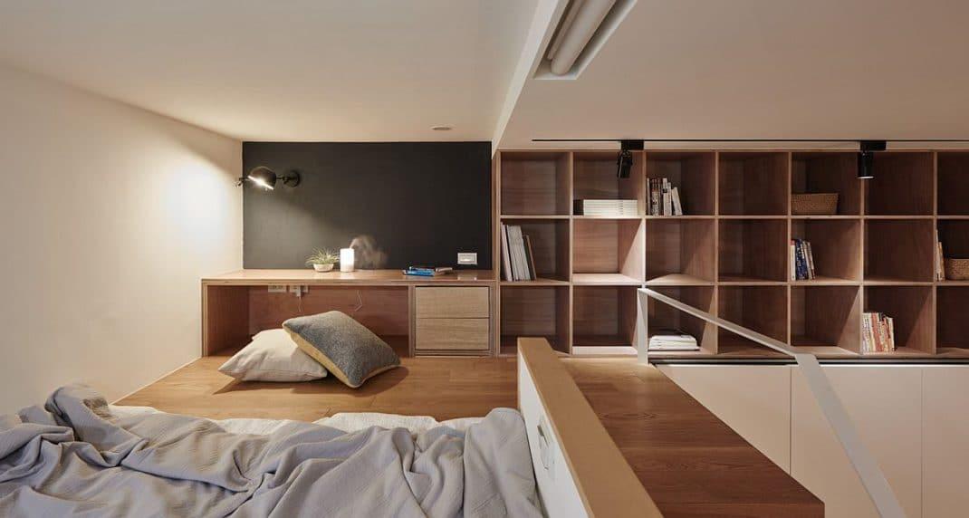 appartement vertical