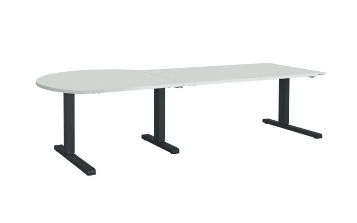 bureau assis debout la nouvelle tendance au bureau. Black Bedroom Furniture Sets. Home Design Ideas