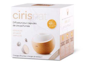 Bougies La Française CirisNat diffuseur électrique