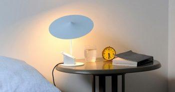 Ile W153 lampe à clipser design Inga Sempe