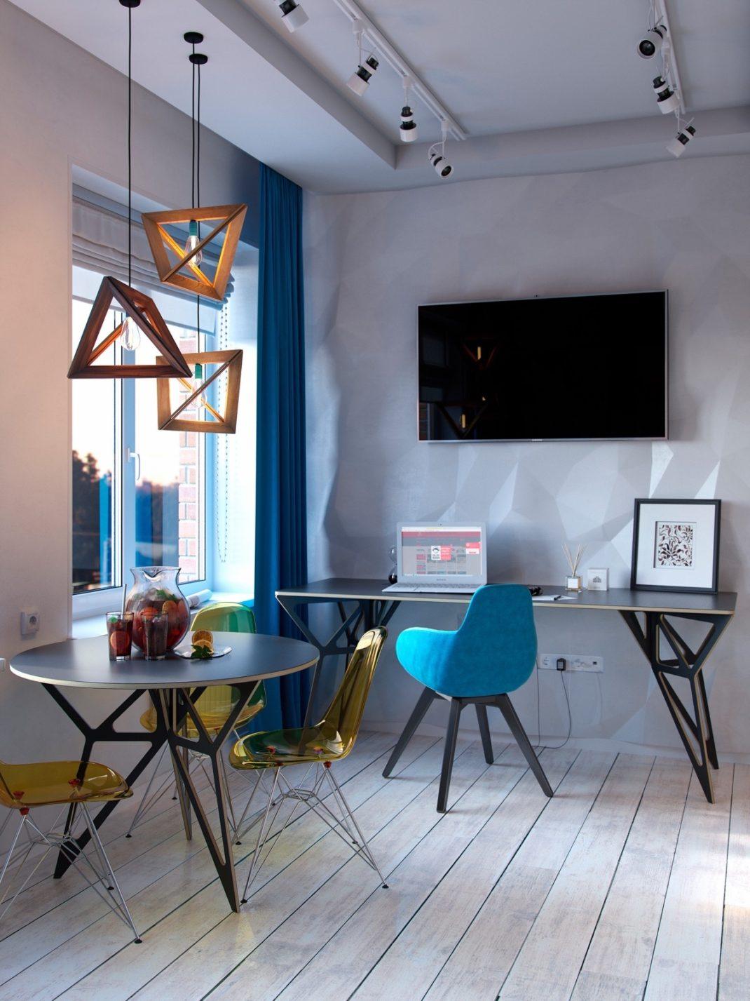 am nager un petit appartement techniques et astuces. Black Bedroom Furniture Sets. Home Design Ideas