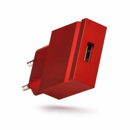 chargeur USB design pop