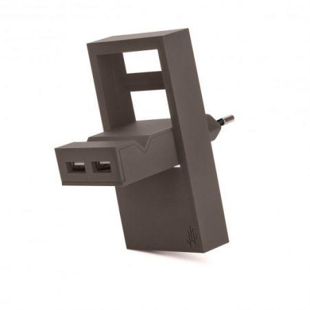 chargeur USB design rock