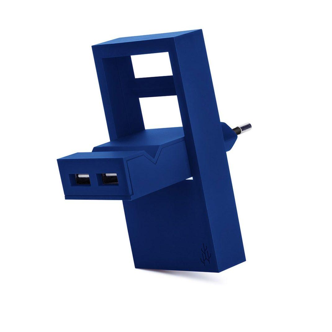 chargeurs USB design rock