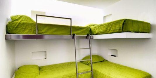 lits superposés modernes design originaux 18 534x267 - Petite sélection de lits superposés modernes, design et originaux