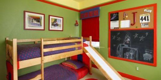 lits superposés modernes design originaux 24 534x267 - Petite sélection de lits superposés modernes, design et originaux