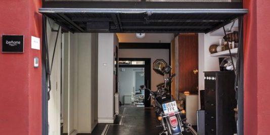 loft rustique et moderne 4 534x267 - Visite d'un loft rustique et moderne