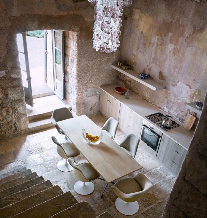 d coration en pierre un mat riau naturellement d coratif. Black Bedroom Furniture Sets. Home Design Ideas