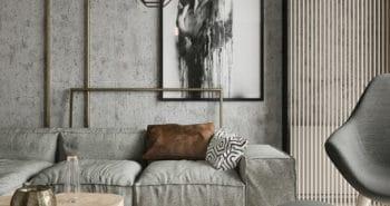 Troomono décoration gris