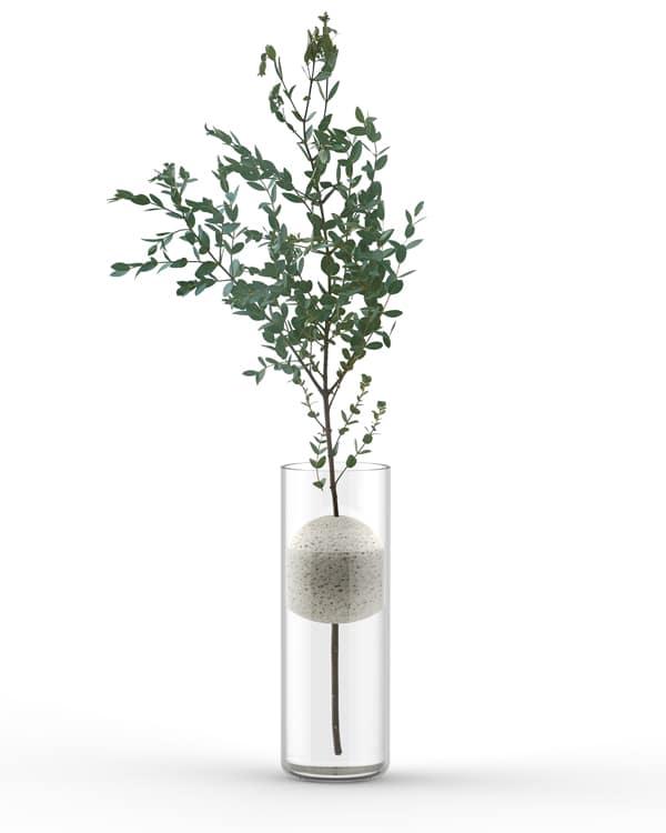 vase soliflore Lava Studio Macura