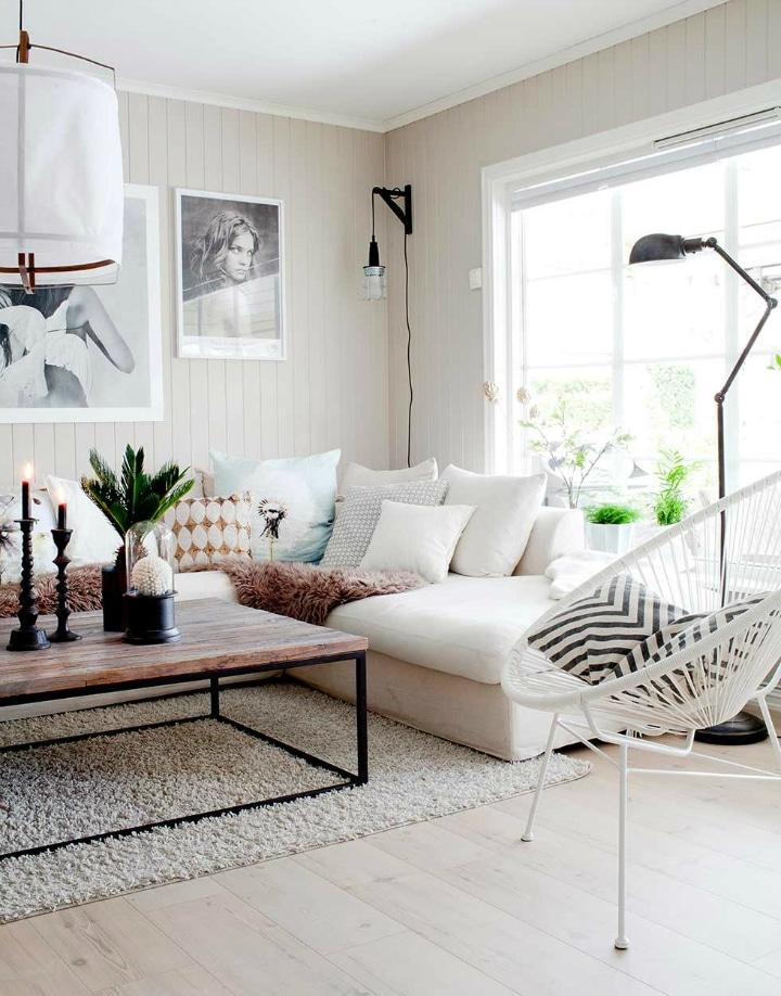 R nover sa maison moindre co t c est possible blog deco for Decoracion de interiores monterrey