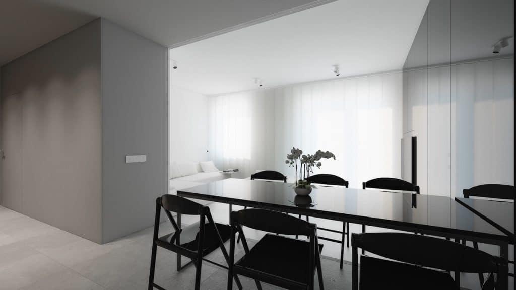 décor minimaliste