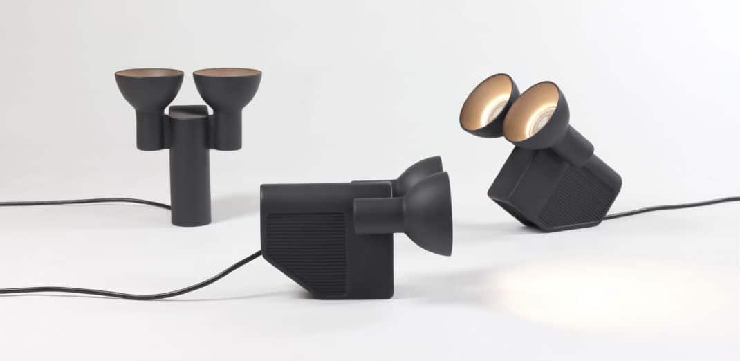 Les lampe originales Olo de Jean-Baptiste Fastrez