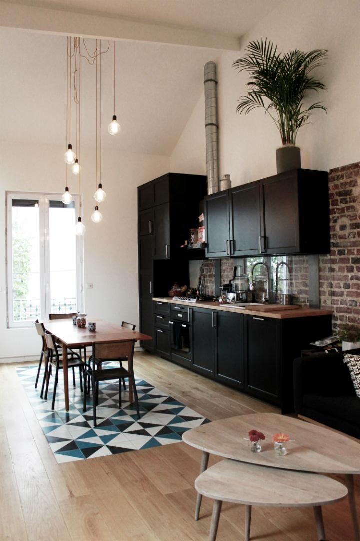 Un séjour et une salle à manger parfaits